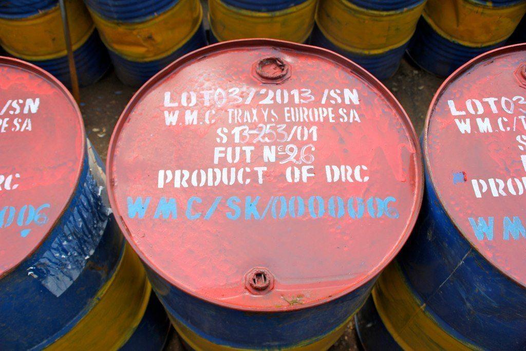 Barrels of Tin