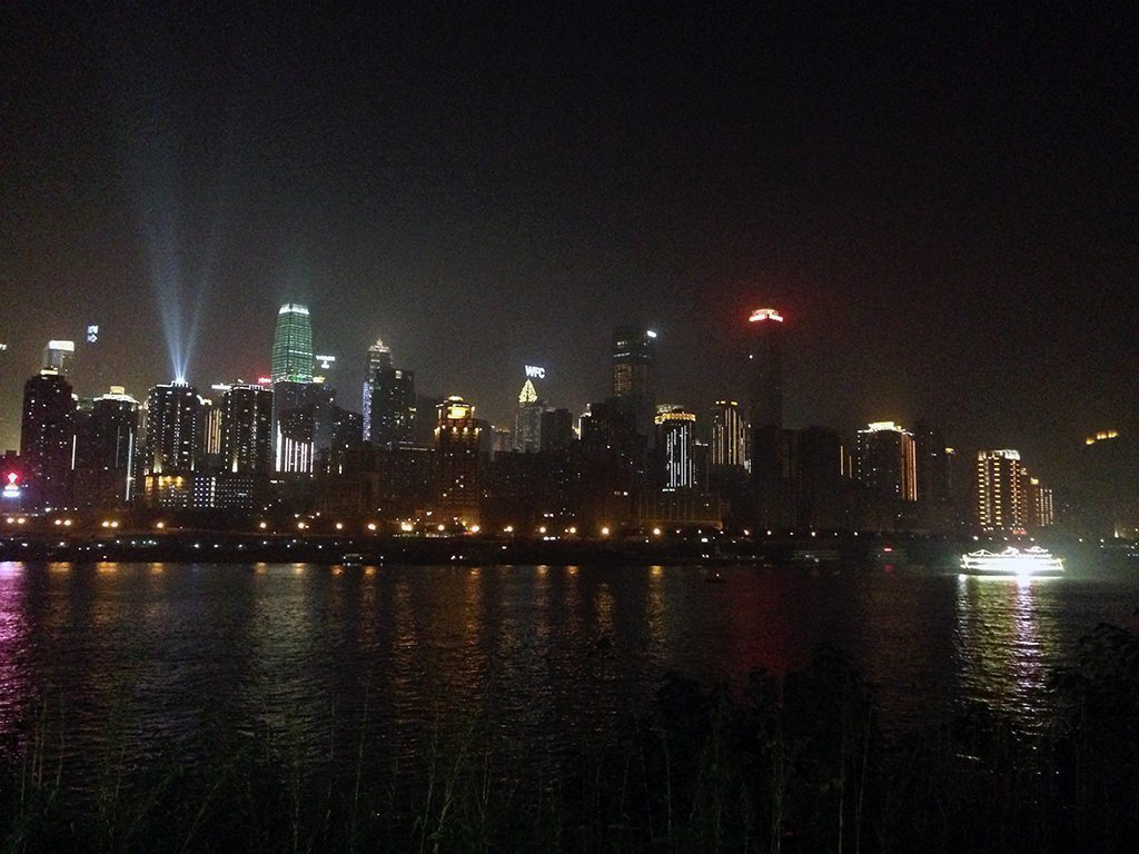 Chongqing Night