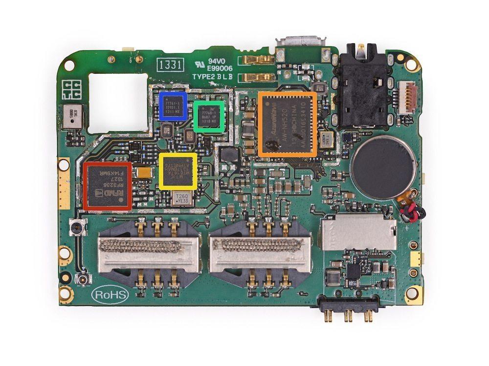 Fairphone Motherboard
