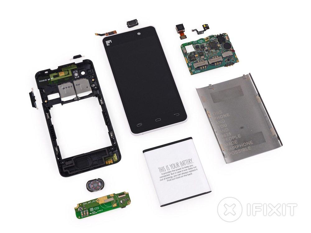 iFixit Fairphone Teardown