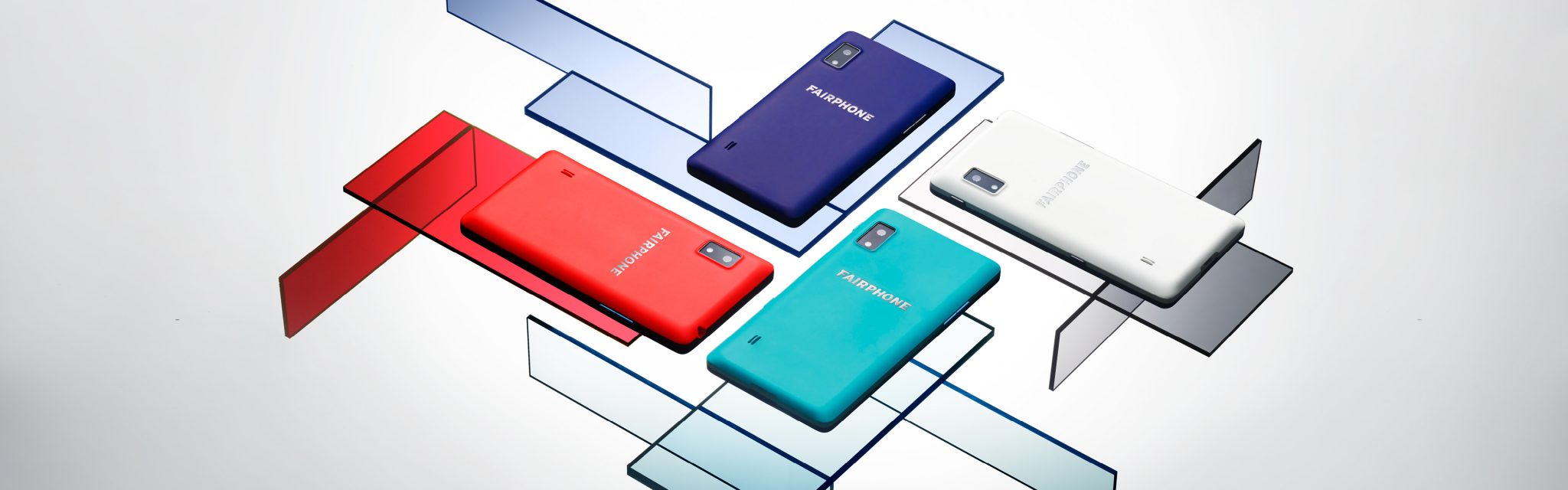 Robustes Handy Design Fairphone