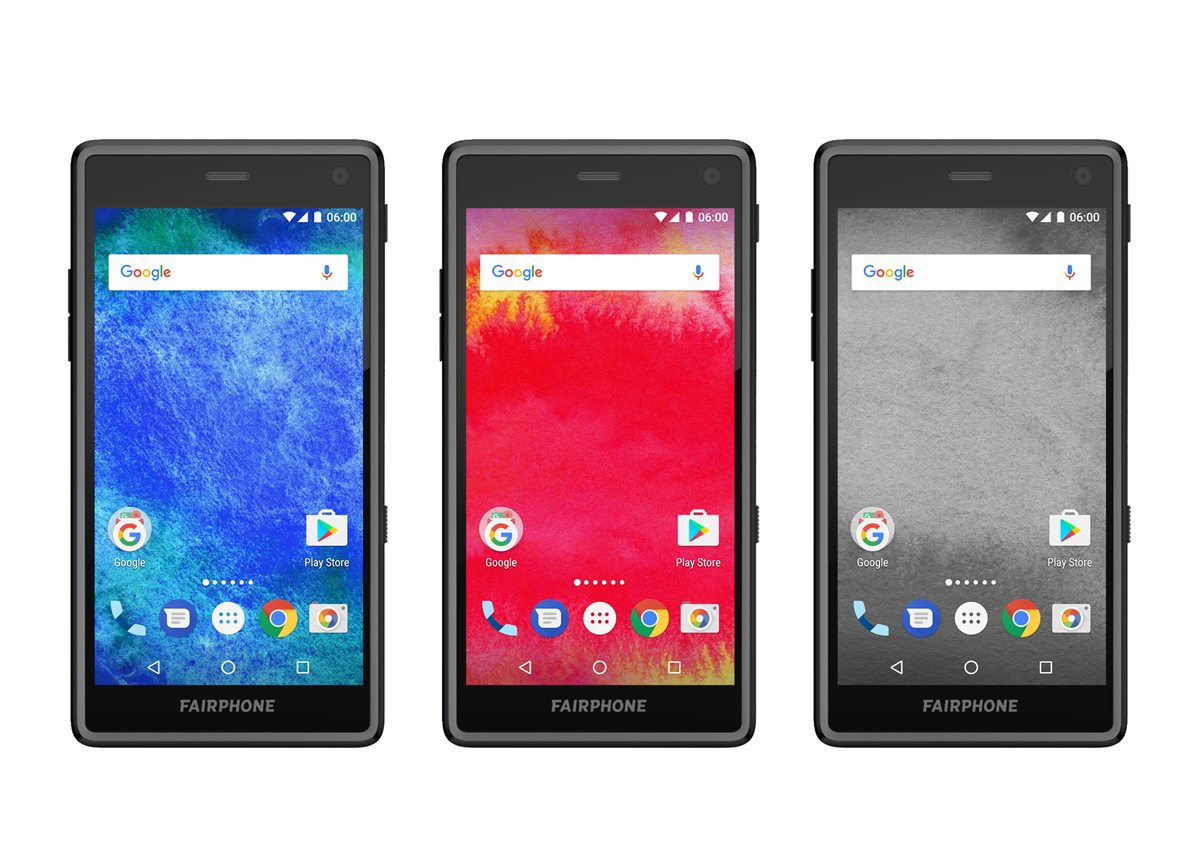 Android 6.0 coming to the Fairphone 2